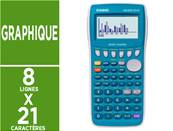 Calculatrice graphique Graph 25+E - Casio